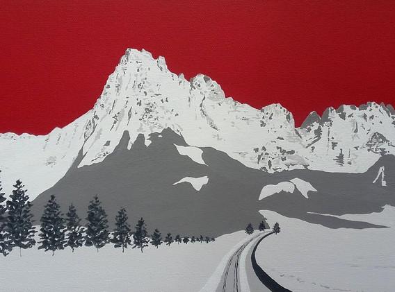 Wilder Kaiser, Ellmau Austria