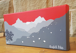 SOLD Scafell Pike (mini)