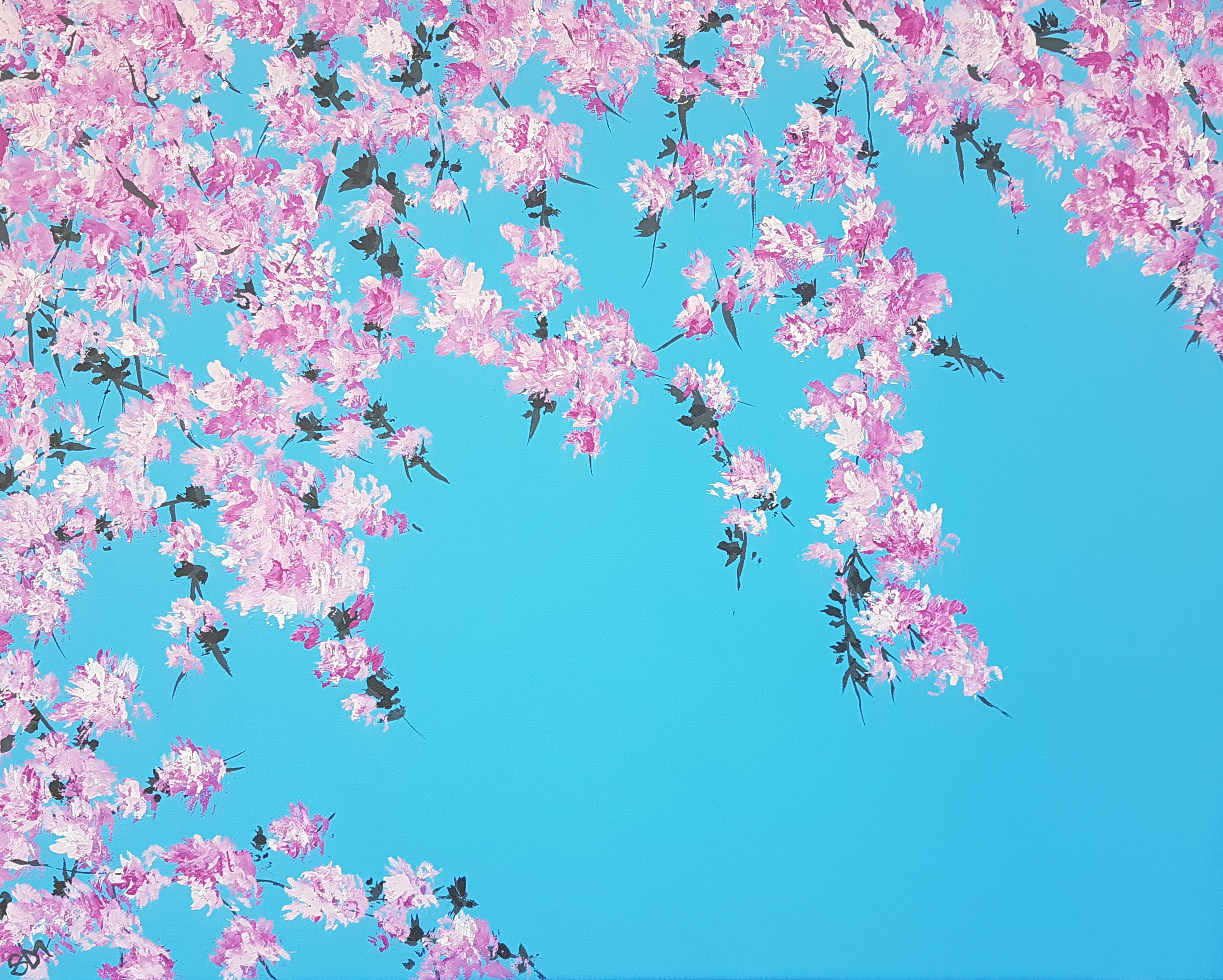 SOLD Cherry Blossom