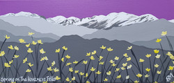 SOLD Spring on The Kentmere Fells