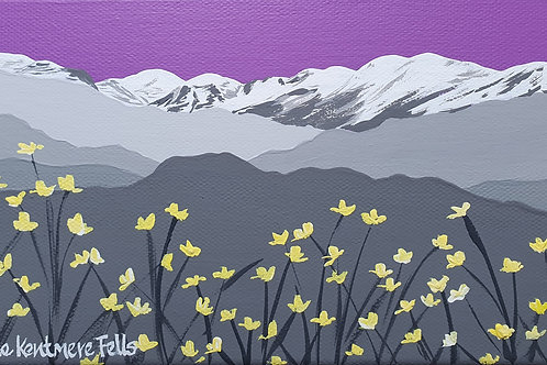 Spring on The Kentmere Fells