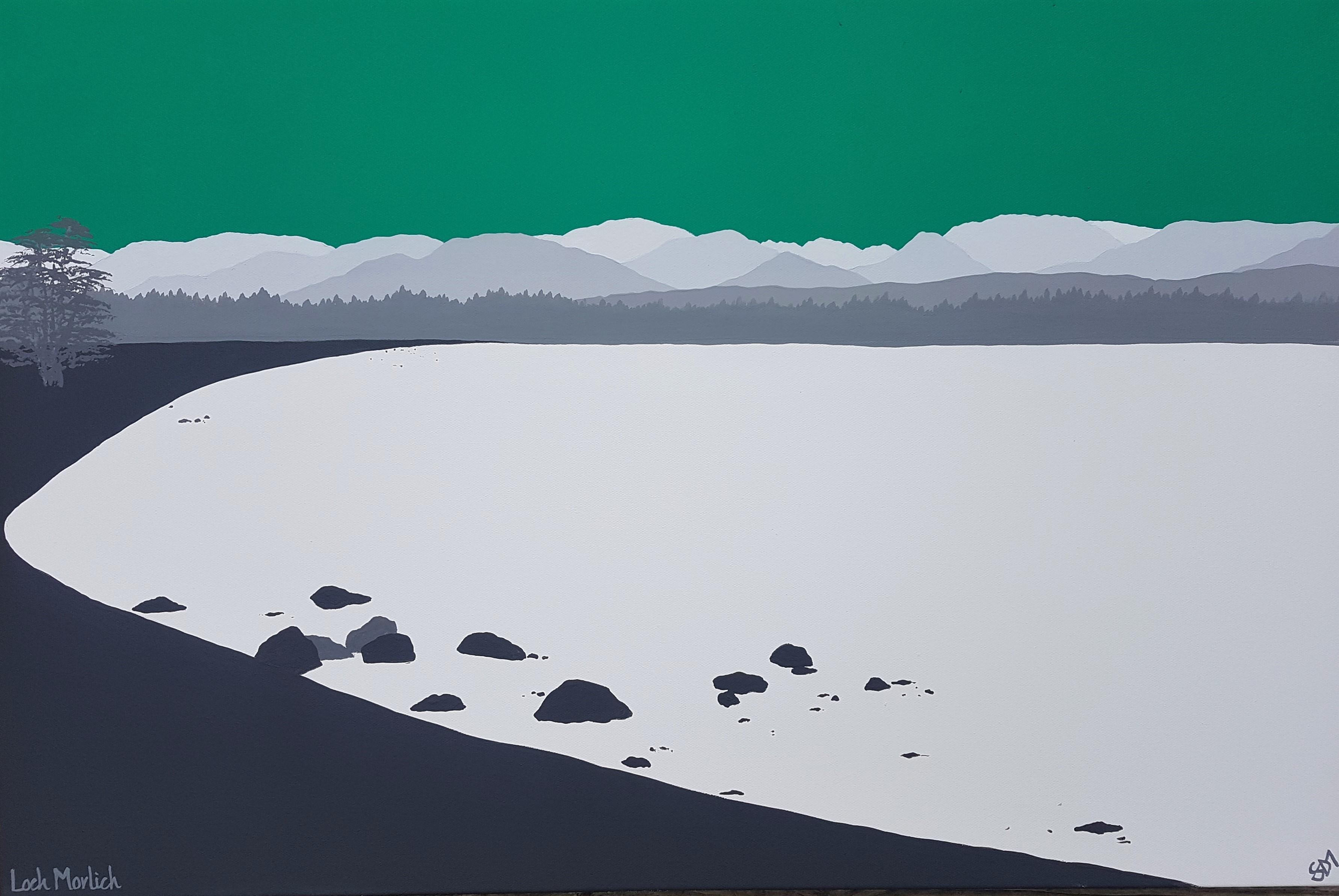 SOLD Loch Morlich