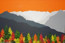 Autumn colours on Fairfield Horsesho