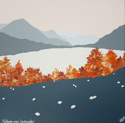 SOLD Autumn over Loweswater