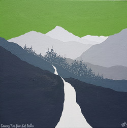 SOLD Causey Pike from Cat Bells
