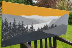 SOLD Above the trees on Glenridding Beck