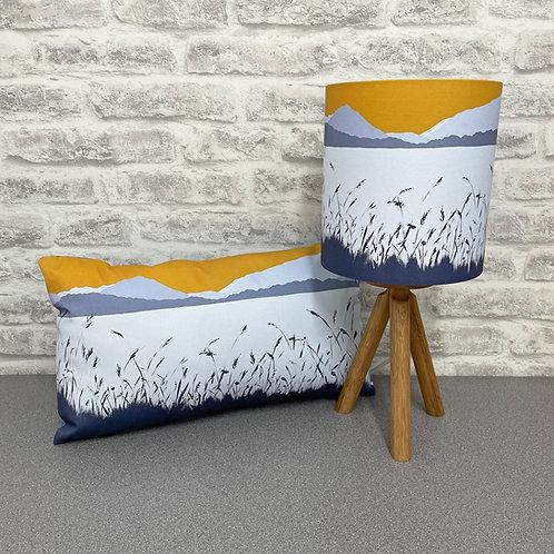 Grasmere lampshade & cushion bundle