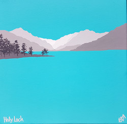 SOLD Holy Loch