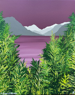 SOLD A glimpse of Ullswater