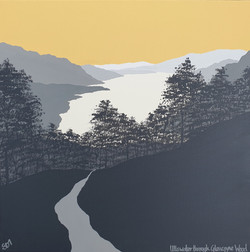 SOLD Ullswater through Glencoyne Wood