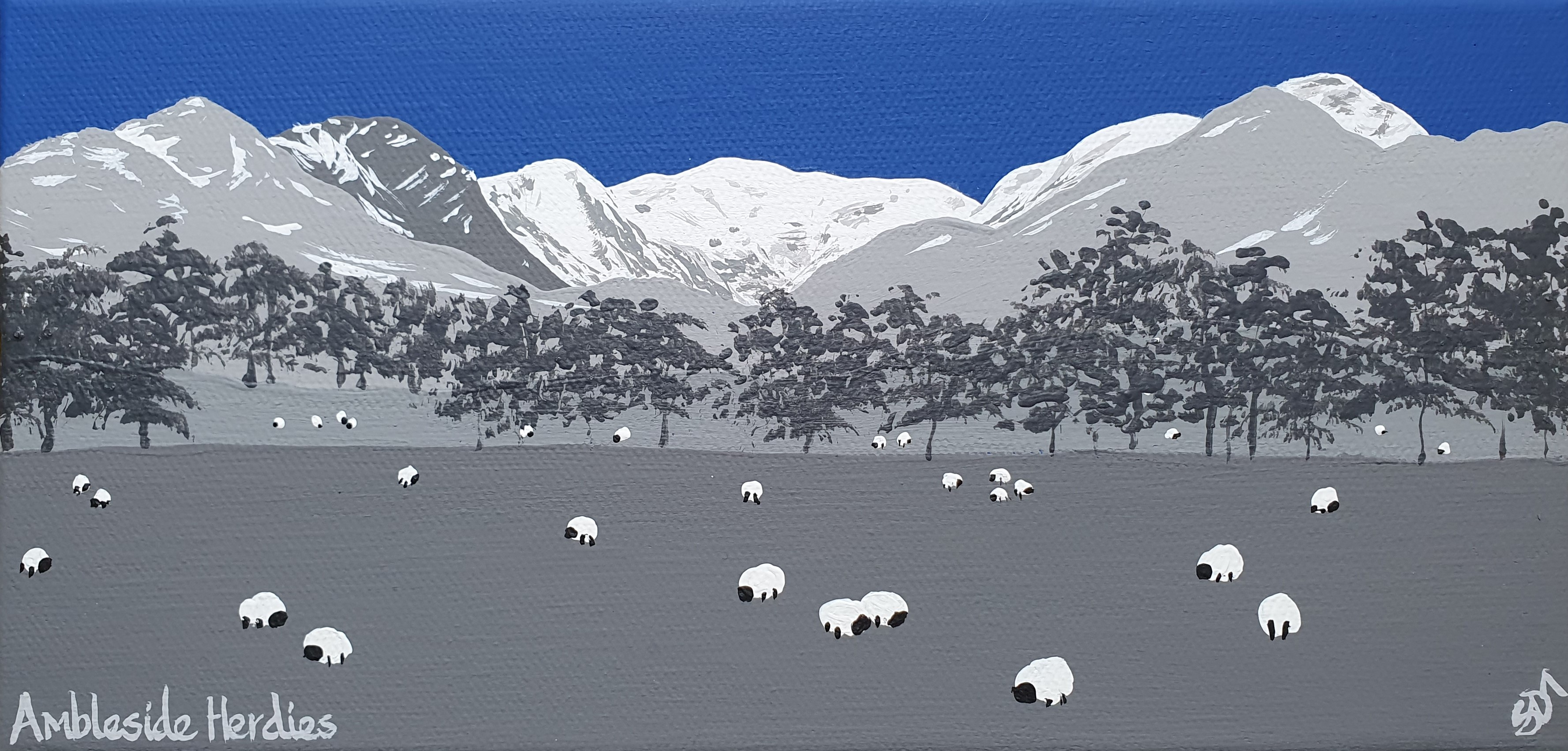 SOLD Ambleside Herdies
