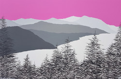 SOLD Helvellyn from Raven Crag