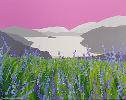 SOLD Bluebells on Loughrigg Terrace