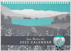 2022 Calendar (£14 incl shipping)
