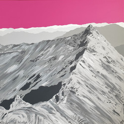 SOLD Striding Edge, Helvellyn