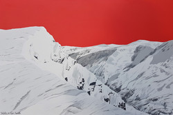 SOLD Winter on Sgor Gaoith