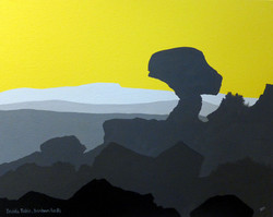 SOLD Druids Table, Brimham Rocks