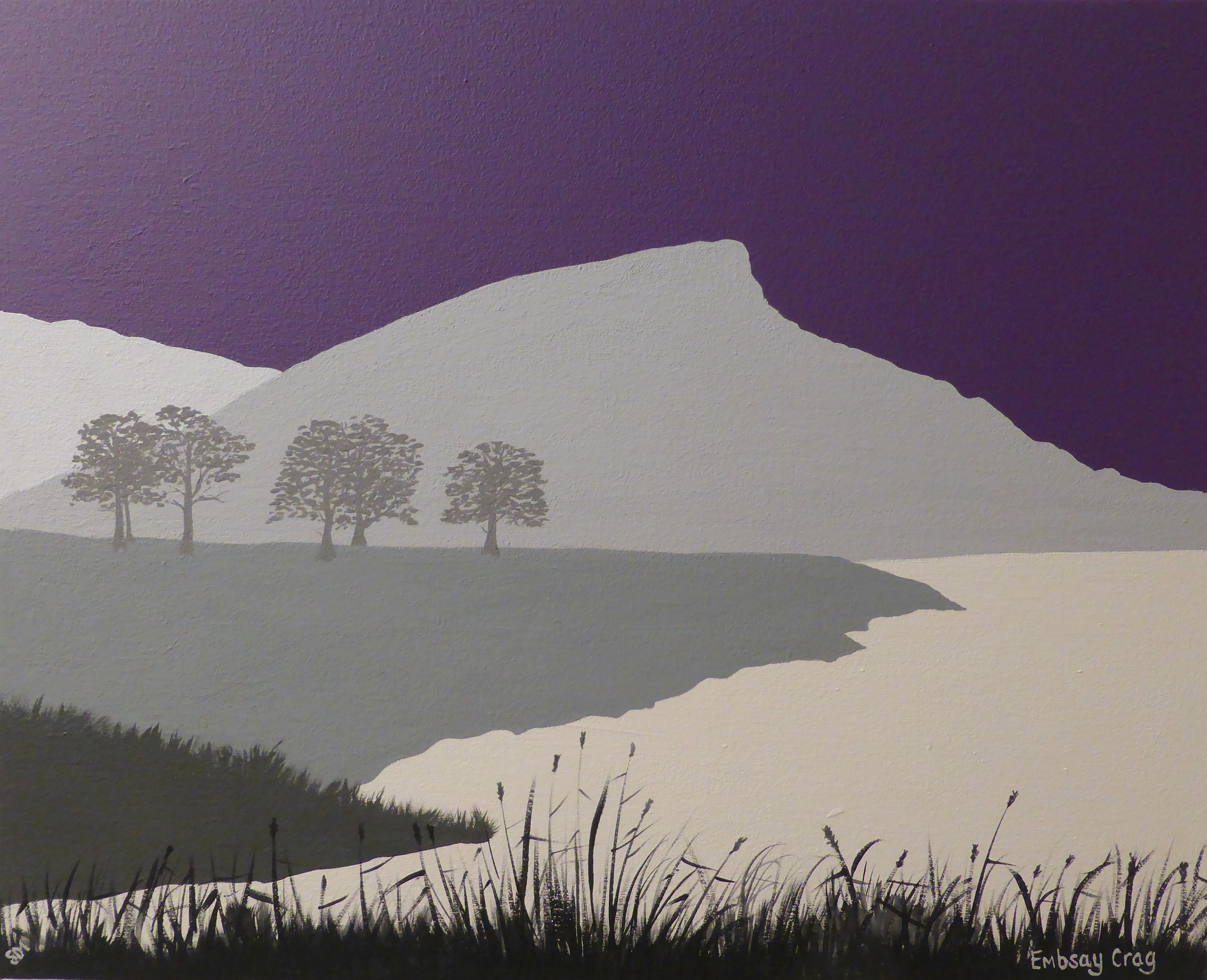 SOLD Embsay Crag
