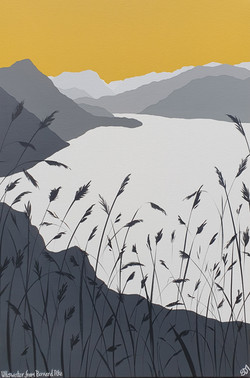 Ullswater from Bernard Pike