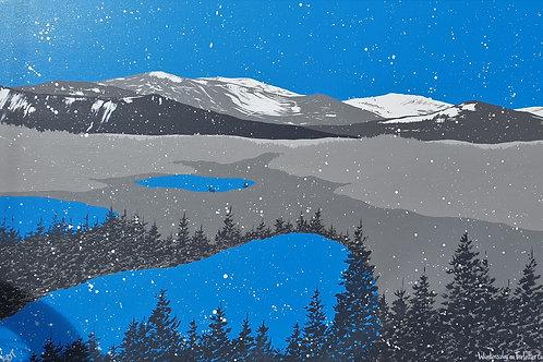 Winter on Farleitter Crag