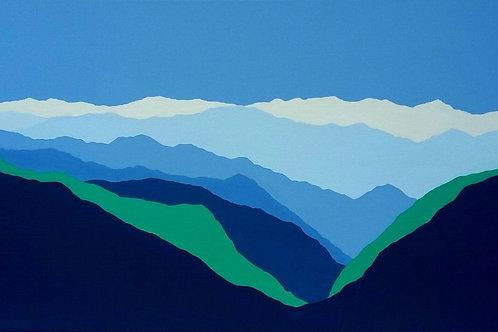 Blue Ridge Mountains , USA