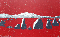 SOLD Winter on Blencathra