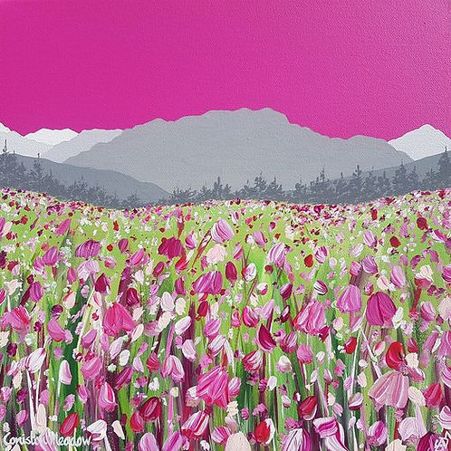 Coniston Meadow greeting card