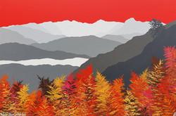 Autumn colours on Nab Scar