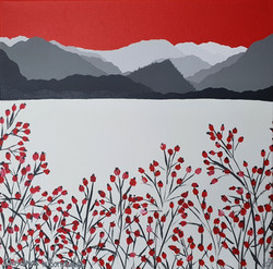 SOLD Christmas in Borrowdale