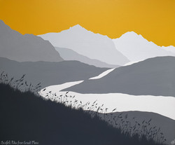 SOLD Scafell Pike from Great Moss