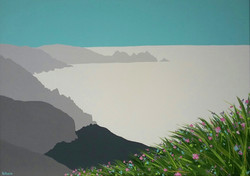 SOLD Porthcurno beach, Cornwall