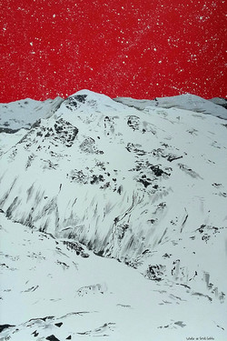 SOLD Winter on Great Gable