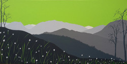 SOLD Blencathra from Raven Crag