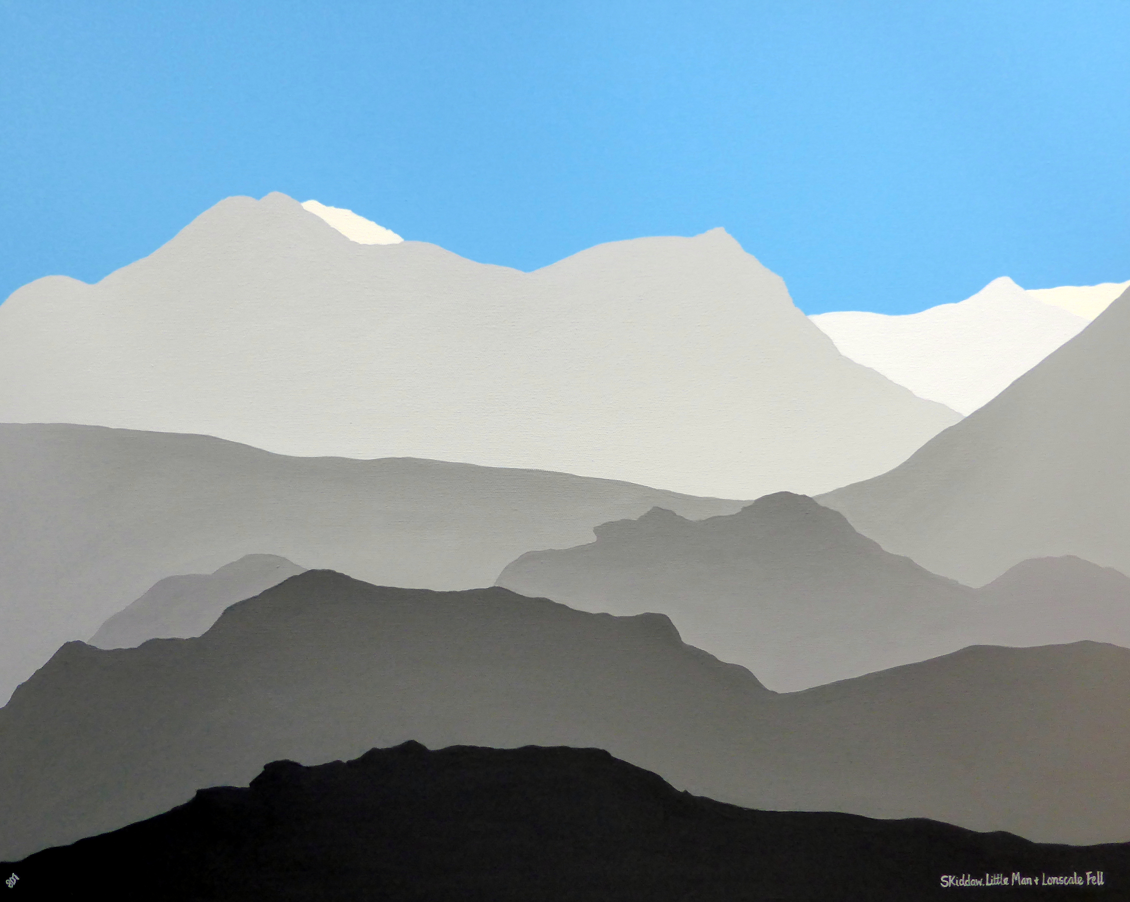 SOLD Skiddaw, Little Man