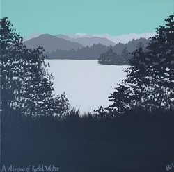 SOLD A glimpse of Rydal Water