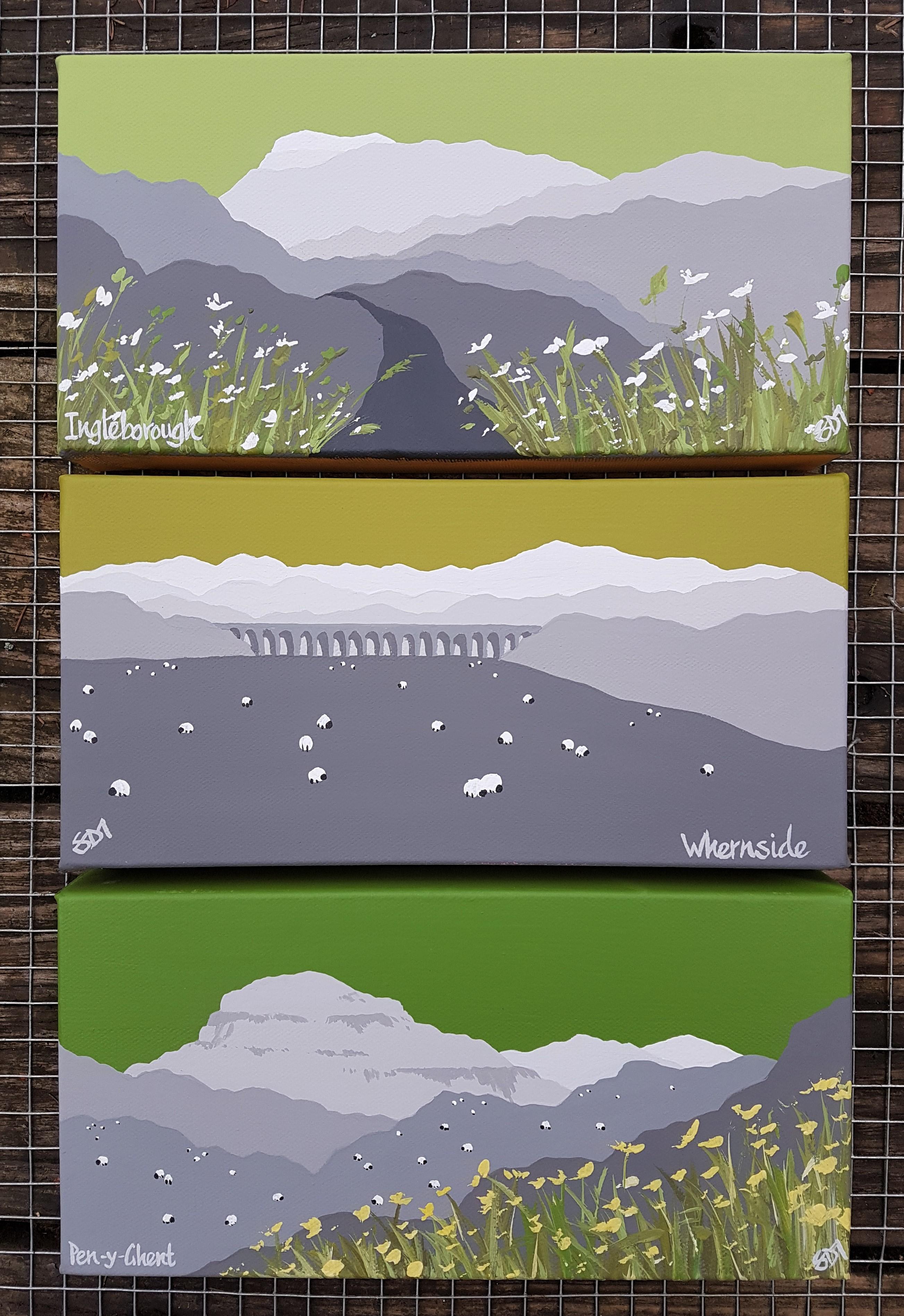 SOLD Yorkshire 3 peaks