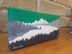 SOLD Snowdon (mini)