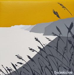 SOLD Pembrokeshire (mini)