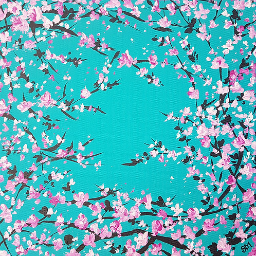 Circle of Cherry Blossom