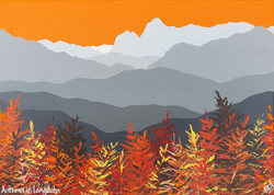 SOLD Autumn in Langdale