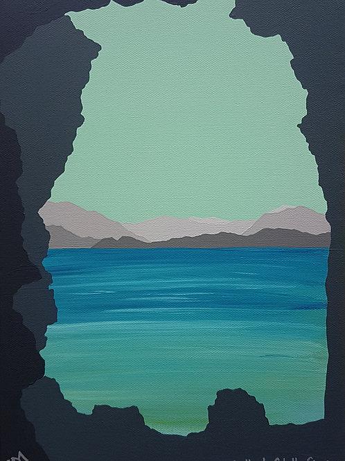 Grotte di Catullo, Sirmione, ITALY