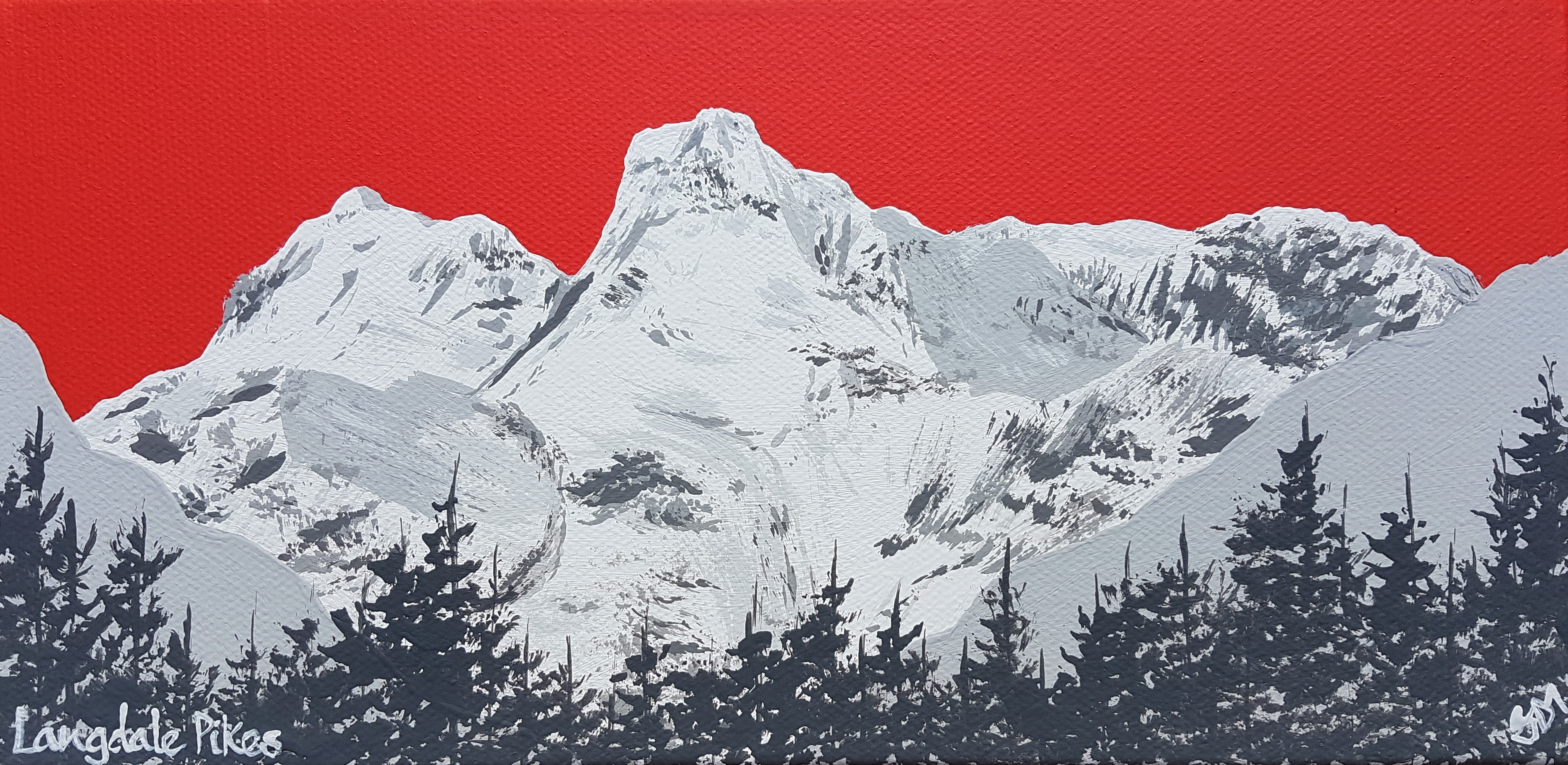 SOLD Langdale Pikes
