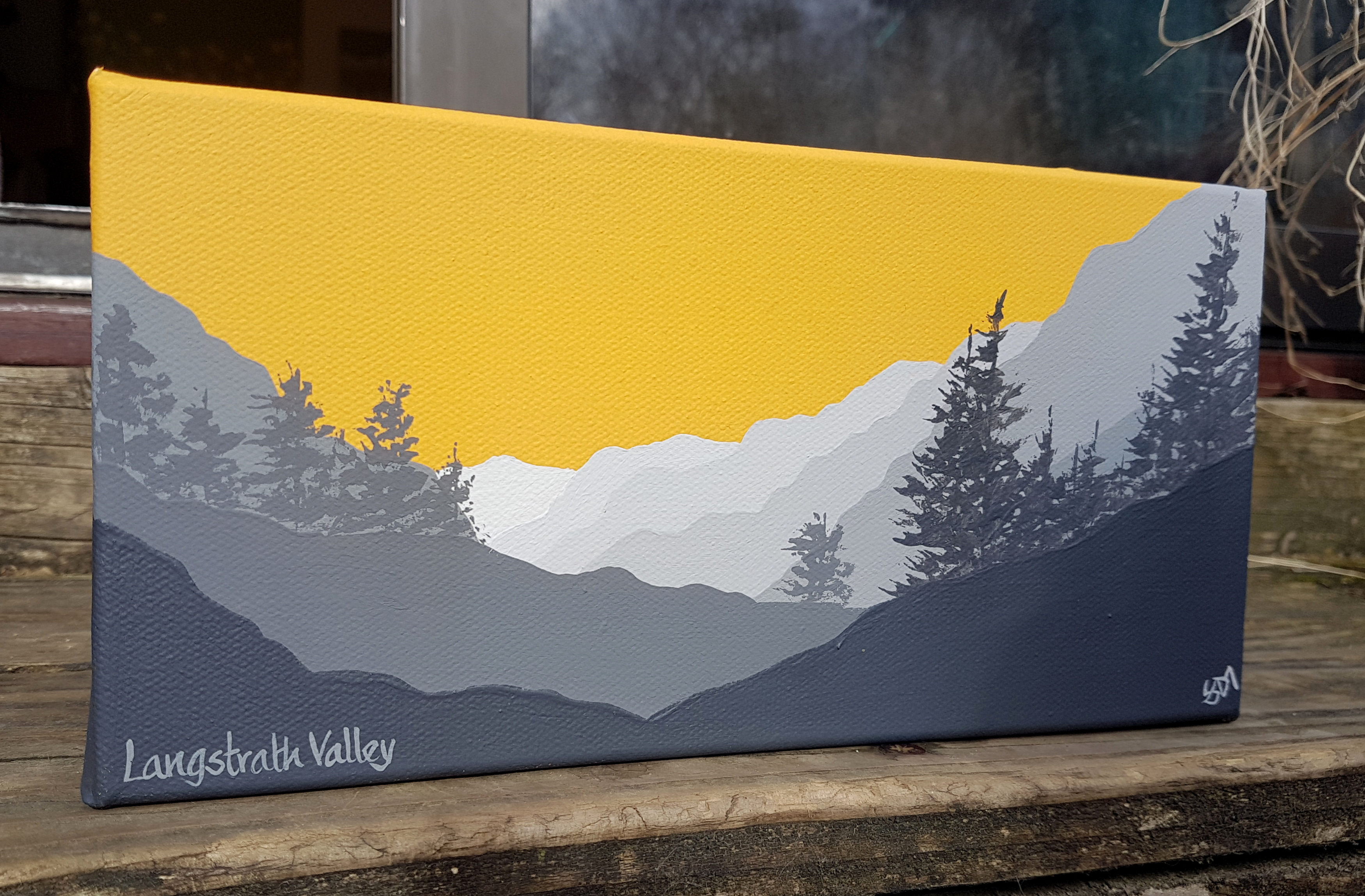SOLD Langstrath Valley (mini)