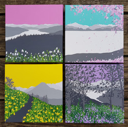 SOLD Spring in the Lakes