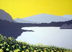 SOLD Rydal Water in Spring