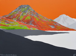 SOLD Autumn colours on Yewbarrow