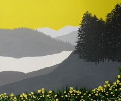 SOLD Tarn Hows in Spring