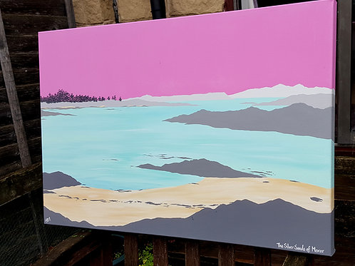 The Silver Sands of Morar, Arisaig