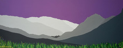 SOLD Helm Crag from Greenburn Valley