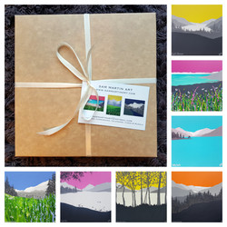 Scenes from Argyll (14 cards)